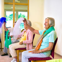 MN senior living activities