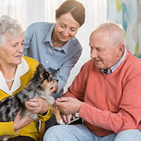 pet friendly assisted living mn