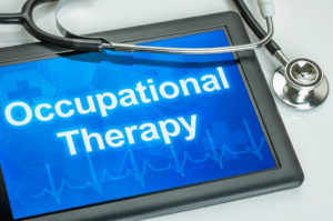 occupational therapy at Sunflower Communities
