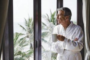 Stress relief in retirement